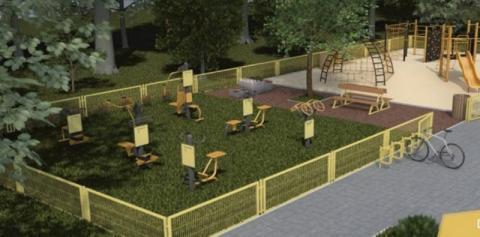 W gminie Korzenna będą mieli siłownie, place zabaw, strefy gier i relaksu