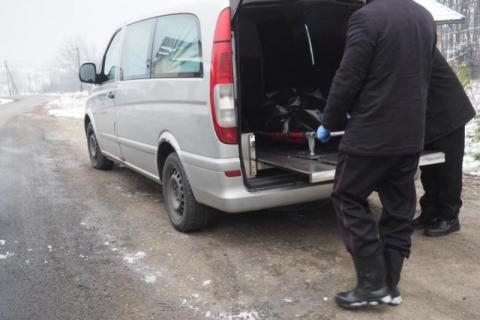 Tragiczne odkrycie o poranku w Mszanie Dolnej. Policjanci znaleźli zwłoki
