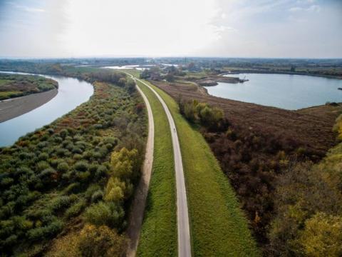 Będą kolejne odcinki tras rowerowych. Od granicy ze Słowacją, przez Łącko do Starego Sącza