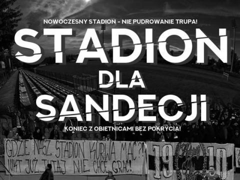 Stadion sla Sandecji