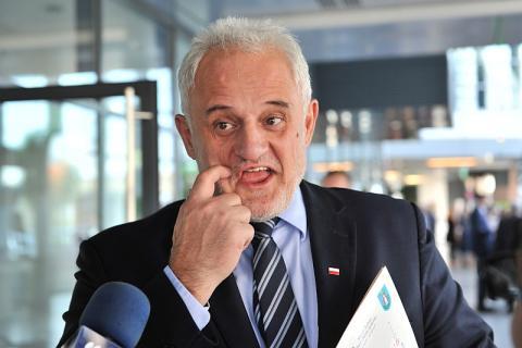 Chełmiec do roli miasta nie dojrzał: Stawiarski jako burmistrz wcale poklasku u wojewody nie miał