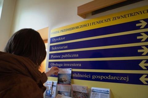 przybywa firm w Małopolsce