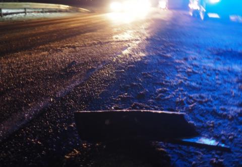wypadek w Kurowie w Dąbrowie