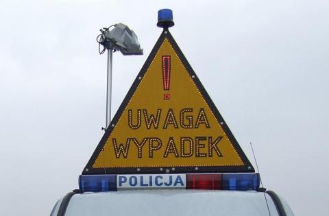 Wypadek w Tylmanowej