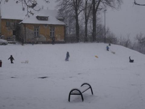 Ferie zimowe, fot. Iga Michalec