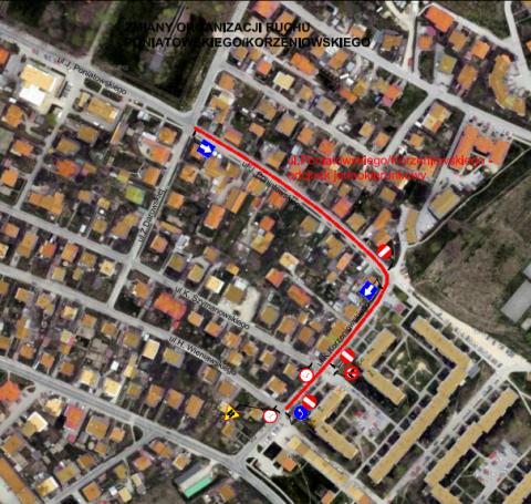 Nowy Sącz:  Które ulice już niedługo zmienią się w jednokierunkowe?