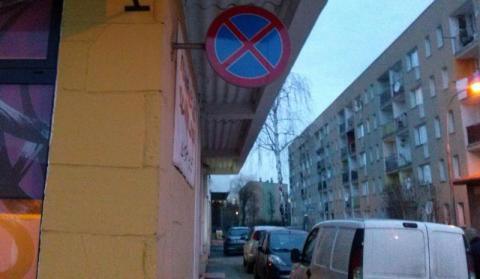 """Trzeba zdjąć ten jeden znak a kierowcy będą """"zbawieni""""?"""
