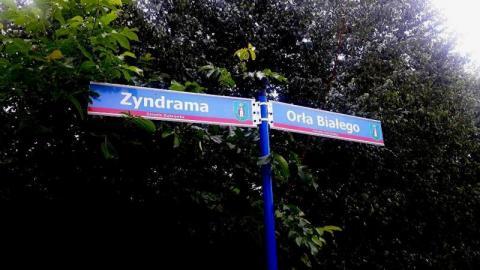 Ulica Zyndrama