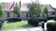 Dawna siedziba  Młodzieżowego Domu Kultury w Starym Sączu