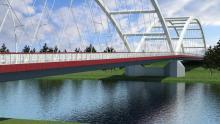 Most heleński – kolejne wizualizacje. Przekonają sceptyków?
