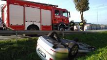 Dramatyczny wypadek w Szymbarku. Kierowca z Nowego Sącza był pijany