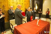 Jerzy Gwiżdż wyjechał do Chin