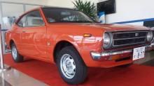 Unikalny oldtimer Toyota Corolla KE 35 SR przez lata stał w szopie, teraz nęci sądeczan!