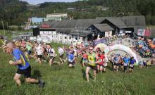 Bieg na Jaworzynę Krynicką