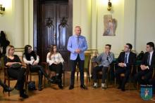 Młodzieżowa Rada Miasta, fot. UM w Nowym Sączu