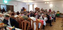 Było hucznie i wesoło. W Lipnicy Wielkiej świętowali Dzień Babci i Dziadka
