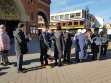 Zbiórka podpisów pod apelem o powrót wojska do Nowego Sącza