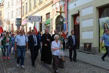 Sądeczanie wyruszyli w XXXV Pieszą Pielgrzymkę Tarnowską na Jasną Górę