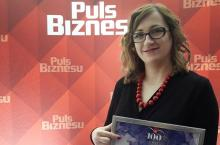 Lidia Kantor - Prezes firmy Inventum Sp. z o.o.