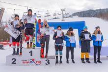 Patrycja Florek gwiazdą III edycji Pucharu Polski w Narciarstwie Alpejskim!