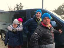 Krynica: podopieczni ŚDS dostali nowe auto. Będą wygodniej podróżować