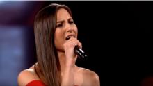 miotła z ringu rywala. Iza Szafrańska w bitwie na głosy w The Voice  Of Poland