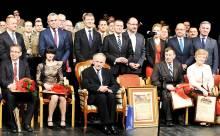 Benedykt Poręba Sądeczaninem 2015 Roku