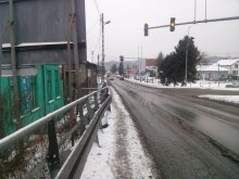 Zimą to chodnik tylko dla straceńców? Sprawdziliśmy, lekko nie jest