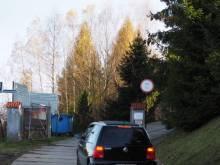 auta na cmentarzu gołąbkowickim