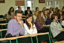 Studenci PWSZ
