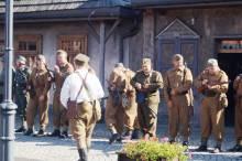 Inscenizacja historyczna w Miasteczku Galicyjskim