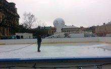 lodowisko na Rynku