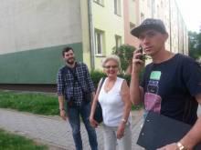 Mgr Mors będzie malował mural przy Broniewskiego