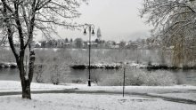 Zima w Nowym Sączu