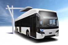 autobus elektryczny będzie jeździł po Nowym Sączu