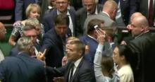 Poseł Józef Leśniak zaatakowany w Sejmie
