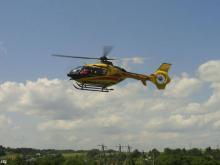Nieszczęśliwy wypadek w Lipnicy Wielkiej. 4-letnie dziecko pod kołami samochodu