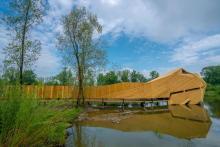 Stary Sącz: Co łączy nową bibliotekę z Bobrowskiem? Prestiżowa nagroda [WIDEO]