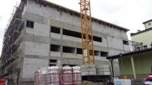 nowe skrzydło szpitala w Krynucy_Zdroju