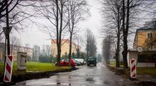 ulica Chopina Nowy Sącz