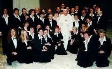 Chór im. Jana Pawła II