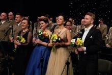 Koncert Noworoczny dla Sądeczan, fot. pracownia audiowizualna MCK