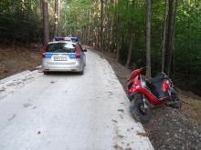Wypadek na Górze Parkowej