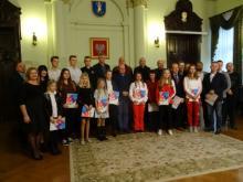 Sportowcy nagrodzeni przez prezydenta