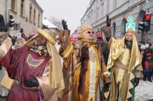 Pokłon Trzech Króli w Nowym Sączu, fot. Iga Michalec