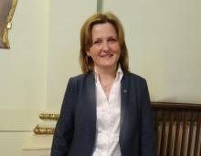 Magdalena Majka, druga wiceprezydent Nowego Sącza, fot. Iga Michalec