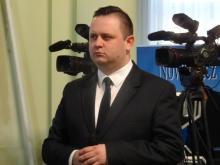 nowy radny Jakub Prokopowicz, fot. Iga Michalec
