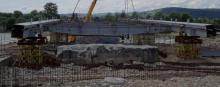 Budowa mostu heleńskiego