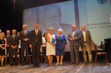 Nieżyjący już Antoni Radecki otrzymał Odznakę Honorową Starego Sącza