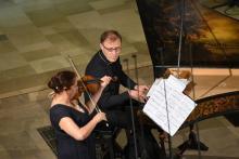 Muzyka z Kromieryża w Starym Sączu